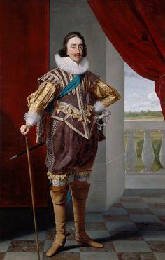 Mens fashion 16th Century England