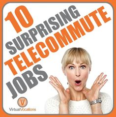 Feeling limited in your #career #choices? These #work-at-home #jobs will surprise you!
