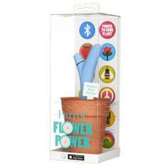 Ďalšie príslušenstvo pre iPod Flower Power Blue | new premium web - m:zone