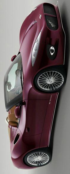 Spyker B6 Venator Spyder Concept by Levon