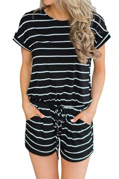890156c45cd9 This  20 Comfy Romper Is an Amazon Favorite — It Has Pockets and Comes in  11 Colors!