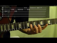 ▶ BEETHOVEN's SYMPHONY #5 ( 1 of 2 ) - How to Play - Free Online Guitar Lessons With Tabs - YouTube
