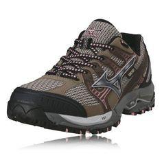 35a853d979250b Mizuno Lady Wave Strider GORE TEX Waterproof Walking Shoes on Sale