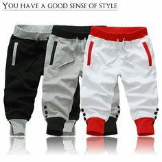 Jogger  pants  short