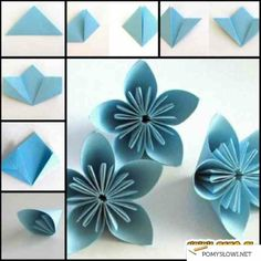 801 best paper flowers images on pinterest in 2018 fabric flowers kusudama tutorial part 1 the japanese kusudama is a paper ball made out of multiple identical origami shapes glued together mightylinksfo