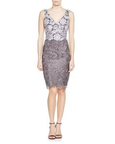 Mr k purple cocktail dress bloomingdales