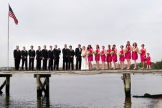 Riehl Hughes Misty Enright Photography hughes166 low 600x400 Breathtaking Connecticut Yacht Club Wedding by Misty Enright Photography