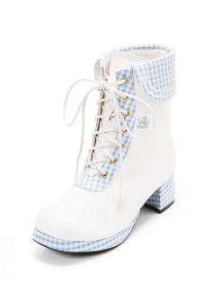 Pin on Zapatos lindos Pin on Zapatos lindos Pastel Fashion, Kawaii Fashion, Lolita Fashion, Kawaii Shoes, Kawaii Clothes, Mode Lolita, Mode Kawaii, Lolita Shoes, Vetement Fashion