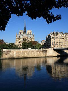 Notre-Dame - Paris - France | Beautiful view