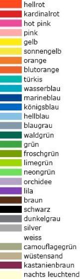 Αποτέλεσμα εικόνας για die farben auf deutsch