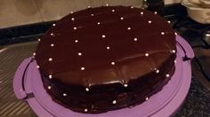 super rica tarta de chocolate🤔