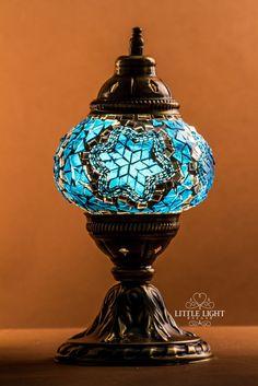 Aquamarine Dreams (Small Globe)