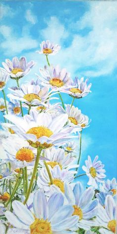 Because I have you.. oil/canvas, 30x60cm - Rozalia Lefedjiiska - Dontcheva