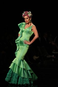 Traje de Flamenca - Mj-Blay - Simof-2015