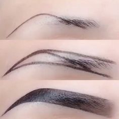 10 eyebrow makeup tips every girl should know – Make Up Fall Eye Makeup, Eye Makeup Brushes, Hooded Eye Makeup, Dark Skin Makeup, Makeup Eyes, Natural Makeup, Eyebrow Makeup Tips, Permanent Makeup Eyebrows, Eyeliner Hacks
