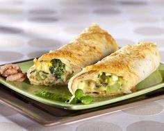 Mousse de courgette aux crevettes | Colruyt Tortilla Wraps, Spanakopita, Fajitas, Enchiladas, Crepes, Fresh Rolls, Starters, Entrees, Vegetarian