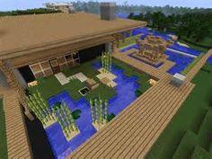Minecraft Landscape Ideas - Bing images