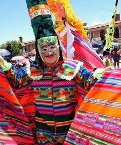 Carnaval in Cajamarca