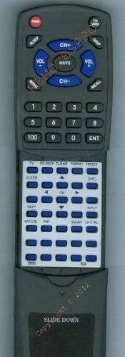 RCA Replacement Remote Control for 265092, HD52W55, HD52W56, HD52W57, HD52W58 by Redi-Remote. $25.96. This is a custom built replacement remote made by Redi Remote for the RCA remote control number 265092.  This remote control is compatible with the following models of RCA units:   265092, HD52W55, HD52W56, HD52W57, HD52W58, HD56W58, HD56W58YX1, RCR311TKM1