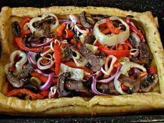 Vegetable Pizza, Vegetables, Food, Pie, Veggies, Vegetable Recipes, Meals, Yemek, Veggie Pizza