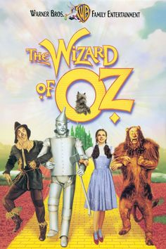 The Wizard of Oz. I mean c'mon it's the Wizard of Oz! How can you not like it?!?!
