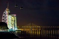 Ponte Vasco da Gama, Lisboa