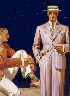 1930 Men Fashion | 1930's fashion picture 1930 s fashion design http…