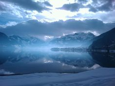 Zell am See - Austria   Some of the most beautiful mountain views I have experienced.
