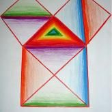 Pythagoras in Color!