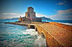 Fortress-of-Methoni-Peloponnese-Greece