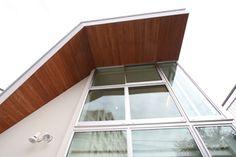桜並木の家top