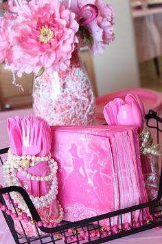 Pink Princess Party
