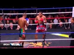 Yodsanklai v Choplin 2013 Lion Fight (FULL) - Another great southpaw fighter