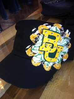 Cute Baylor hat :)