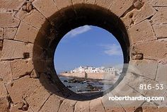 The ancient port of Essaouira, Morocco, North Africa, Africa