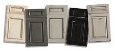Dramatic New Finishes from Dura Supreme - Dura Supreme Cabinetry's Heritage Paint Finish resembles a family heirloom.