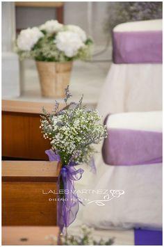 1000 images about decoracion iglesia on pinterest bodas church wedding decorations and - Bancos para dormitorio matrimonio ...