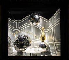 Dior windows at Saks department store New York 03 Dior windows at Saks department store, New York