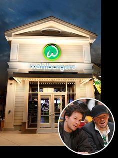 """#celebrity-owned #restaurants: Mark Wahlberg -""""Wahlburgers"""" - #Hingham, MA - Mark and Donnie's Boston burger joint offers the BBQ basics with a Wahlberg twist, specialty burgers custom-crafted by family members."""
