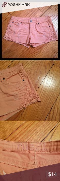 Neverworn!! Shorts Neverworn. Size 5/6 from rue21 Rue 21 Shorts