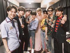 BTS&TaylorSwift Twitter BBMAs 2018 #BTSBBMAs •BillboardMusicAwards