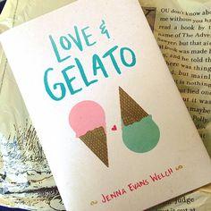 Book Review: Love & Gelato