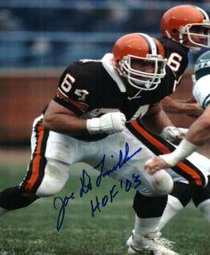 Joe DeLamielleure, Hall of Famer