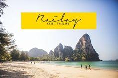 THAILAND | Railay
