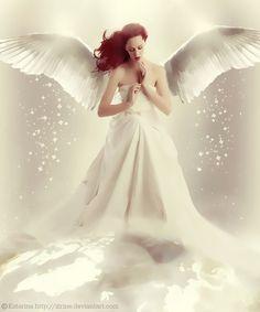 Angel of Mother Earth by Katarina-Zirine.deviantart.com on @deviantART