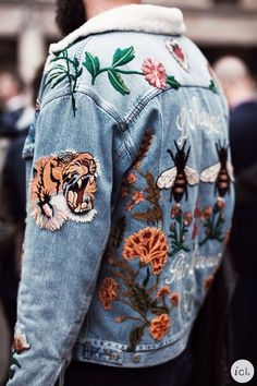 Gucci  Street Style & more details