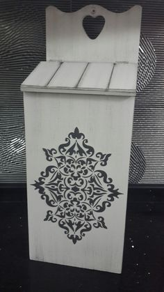 Wood Creations, Painting On Wood, Decorative Boxes, Shabby, Crafting, Home Decor, Handmade Crafts, Painted Boxes, Wood Crates