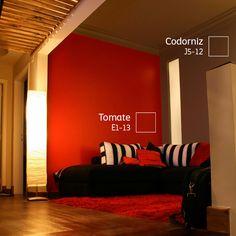 ¿Qué piensas de esta combinación de #COLORES para tu hogar?