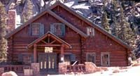 head to the summit of pikes peak to visit the summit house, glen cove, and crystal reservoir