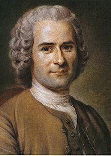 Jean-Jacques Rousseau - looks like a nice guy